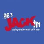 Logo da emissora WCJK 96.3 FM