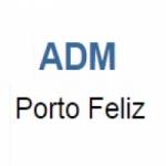 Logo da emissora ADM Porto Feliz