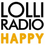 Logo da emissora Lolli Radio Happy