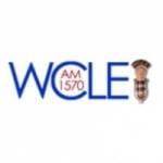 Logo da emissora WCLE 1570 AM