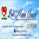 Logo da emissora Rádio Love Mania Gospel