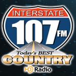 Logo da emissora WRHM 107.1 FM