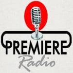 Logo da emissora Premiere Rádio