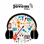 Logo da emissora Web Rádio Jovem Pilha
