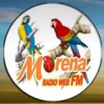 Logo da emissora Morena FM