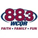 Logo da emissora WCQR 88.3 FM