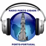 Logo da emissora Rádio Porto Cidade 1