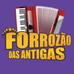 Logo da emissora Rádio Forrozão das Antigas