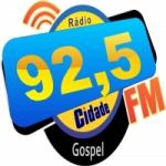 Logo da emissora Cidade FM Gospel