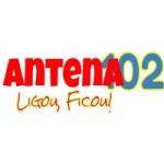 Logo da emissora Antena 102