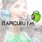Logo da emissora Web Rádio Itapicuru FM