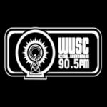 Logo da emissora WUSC 90.5 FM