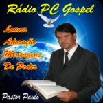 Logo da emissora Rádio PC Gospel