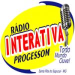 Logo da emissora Rádio Interativa Progessom
