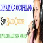 Logo da emissora Dinâmica Gospel
