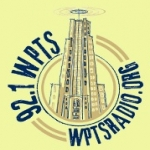 Logo da emissora WPTS 92.1 FM
