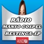 Logo da emissora Rádio Manso Gospel