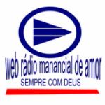 Logo da emissora Web Rádio Manancial de Amor