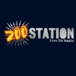 Logo da emissora Zoo Station Radio U2