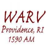 Logo da emissora WARV 1590 AM