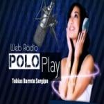 Logo da emissora Web Rádio Polo Play