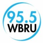 Logo da emissora WBRU 95.5 FM