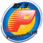 Logo da emissora Rádio Palminópolis 87.9 FM