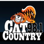 Logo da emissora WCTK 98.1 FM