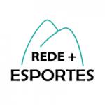 Logo da emissora Rede Mais Esportes