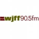 Logo da emissora WJFF 90.5 FM