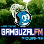 Logo da emissora Web Rádio Bambuzal