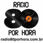 Logo da emissora Rádio 80 Por Hora