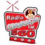 Logo da emissora Rádio Consolação 560 AM