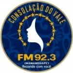 Logo da emissora Rádio Consolação do Vale FM 92.3