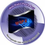 Logo da emissora Web Rádio Pedra Azul