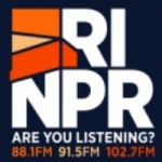 Logo da emissora WRNI 1290 AM