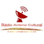 Logo da emissora Rádio Antena Cultural