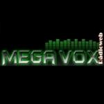 Logo da emissora Megavox Webrádio
