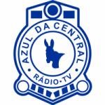 Logo da emissora Rádio Azul da Central