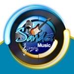 Logo da emissora Sander Music