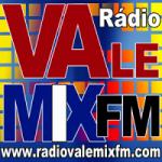 Logo da emissora Rádio Vale Mix FM