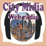 Logo da emissora Web Rádio City Midia