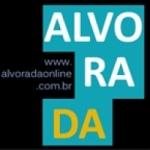 Logo da emissora Rádio Alvorada Online