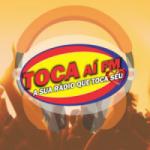 Logo da emissora Rádio Toca Aí FM