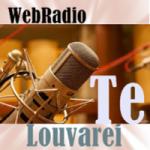 Logo da emissora Web Rádio Te Louvarei