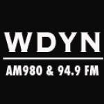 Logo da emissora WDYN 89.7 FM