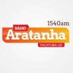 Logo da emissora Rádio Aratanha 1540 AM