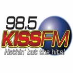 Logo da emissora WGIC 98.5 FM