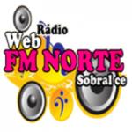Logo da emissora Web Rádio FM Norte Sobral