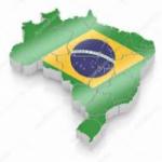 Logo da emissora Rádio Aqui Começa o Brasil